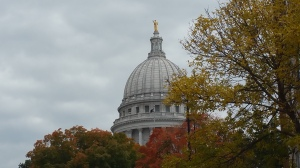 Wisconsin's State Capitol - Madison, WI