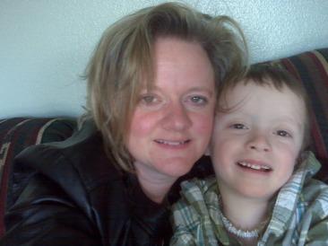 Mom and Noah